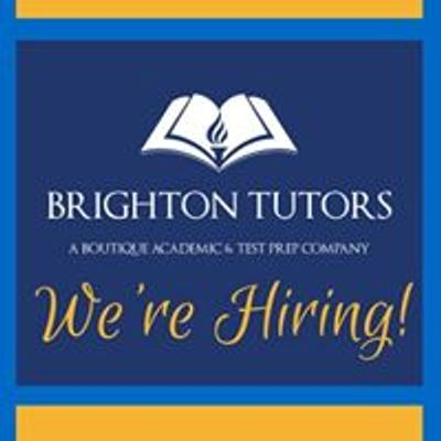 Brighton Tutors  -  A Boutique Academic & Test Prep Company