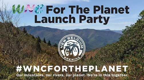 WNC for the Planet Launch Party