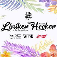 Johnny Hooker &amp Liniker na Sexta Bsica na The Week