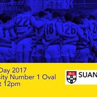 Sydney Uni AFL Club Ladies Day 2017