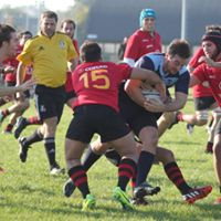 Serie B Amatori Parma vs Union Rugby Viterbo