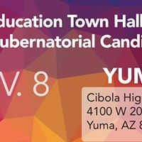 AEA Education Town Hall in Yuma