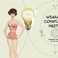 Wearable Community Meetup
