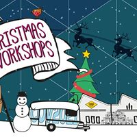 FarGos Christmas Workshop 2 featuring Amanda Anderson