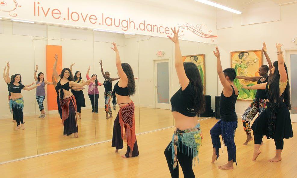 Beginner Belly Dance Class (10am)  Belly Motions World Dance Studio