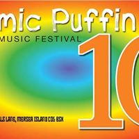 A Bribe For The Ferryman - Cosmic Puffin Festival - Breaking Out