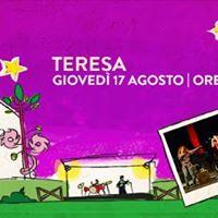 Teresa sonorit swing e world-folk sul palco di Sanlorenzo