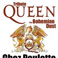 Bohemian Dust Tribute to Queen  Nomie B.