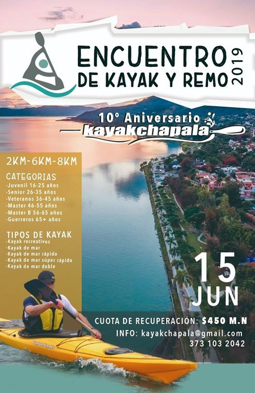 Encuentro Remo Y Kayak At Ajijic Malecon Ajijic
