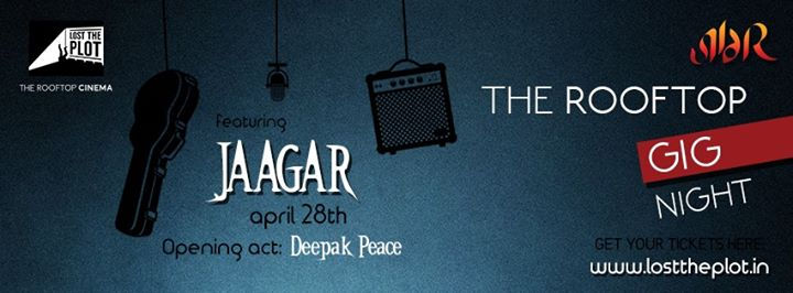 LTP Rooftop Gig Night presents Jaagar