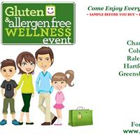 Columbia SC Gluten &amp Allergen Free Wellness Event