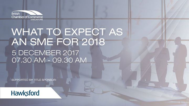 What to Expect as an SME for 2018