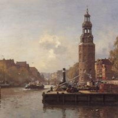 Wandeltocht door ''Oud Amsterdam''