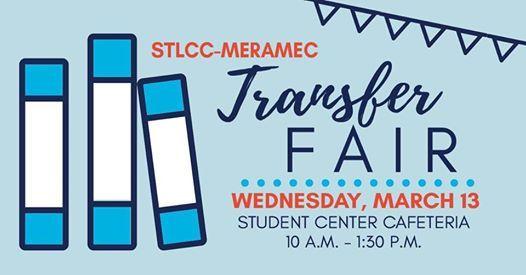 Stlcc Meramec Campus Map.Meramec Transfer Fair At St Louis Community College At Meramec