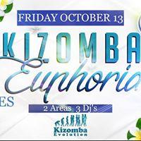 Kizomba Euphoria 4th Edition