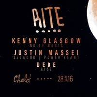 Rite. w Kenny Glasgow Justin Massei &amp Dede