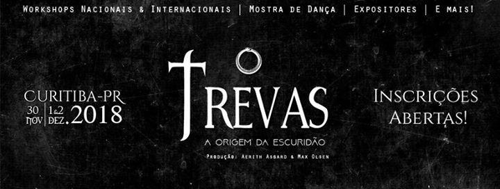 Underworld Fusion Fest 2018 - 4 Edio - Trevas