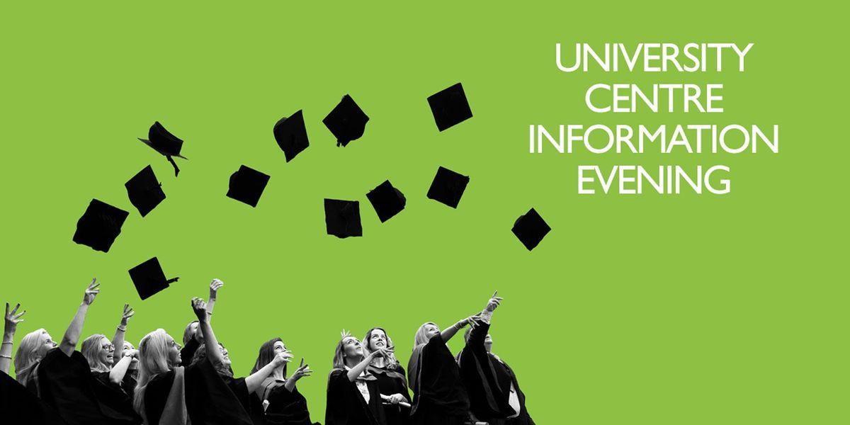 Dartmouth Graduation 2020.University Centre South Devon Information Evening Dartmouth