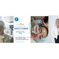 Perfect Eyebrow Mapping Workshop