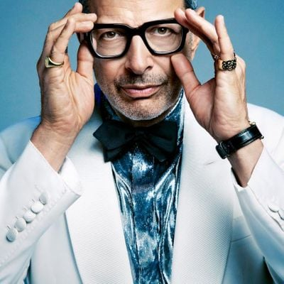 Jeff Goldblum &amp The Mildred Snitzer Orchestra (late show)