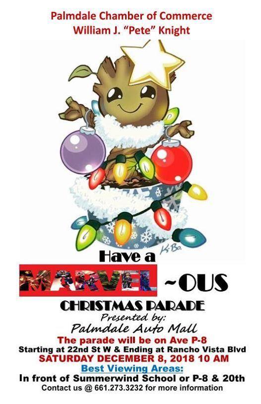 2018 Annual Christmas Parade