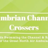 Cumbrian Channel Swim