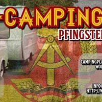 1.Ossi-Campingtreffen auf dem Campingplatz am Hhnstein Pfingsten 2016