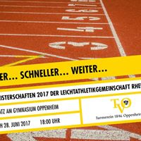 LVR-Meisterschaften 2017 im Stabhochsprung und Lauf mit Stabhoch