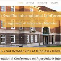 4th Svastha International Ayurveda Conference