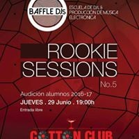 Rookie Session No.5