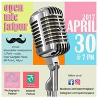 Open Mic Jaipur - First show