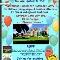 Marvellous Superstars Summer Party with BCH