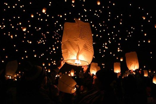 The Lights Fest Barstow CA