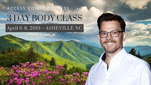 3 Day Body Class - Asheville NC