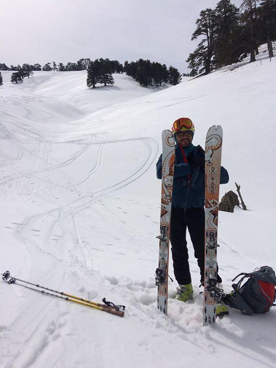 4 days ski touring   ( )