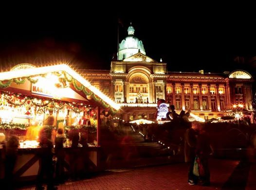 SOLD OUT - GSA Trip to Birmingham Christmas Markets