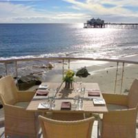 Celebrate Thanksgiving Oceanfront at Carbon Beach Club Restaurant