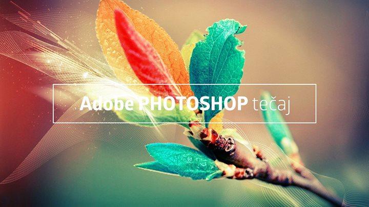 Adobe Photoshop teaj