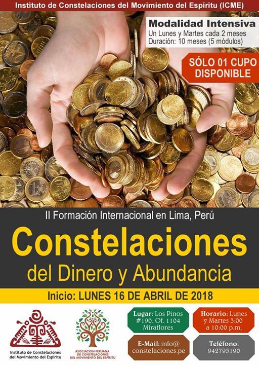 Constelaciones Del Dinero Y La Abundancia Enrique García At