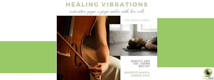Healing Vibrations with the Cello