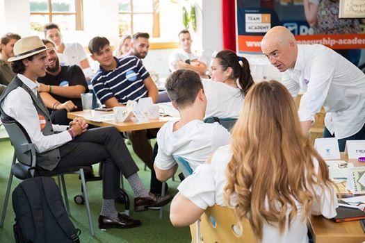 Open Doors  The Entrepreneurship Academy (EA)