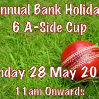 ODCC Annual (End of May) Bank Holiday 6 A-Side Cup