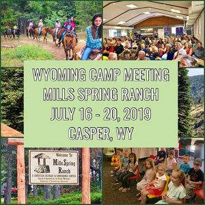 Camp meeting events in the City  Top Upcoming Events for