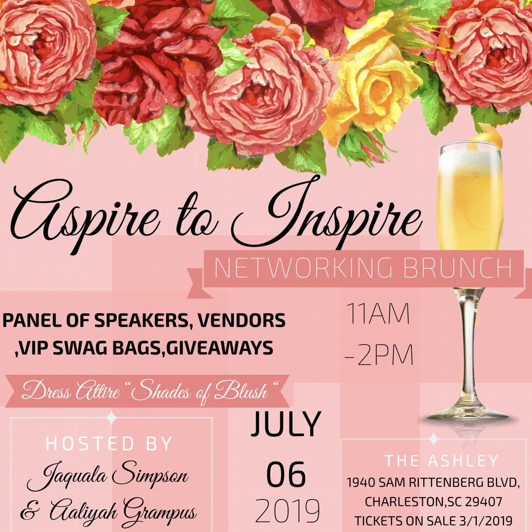 Aspire to Inspire Networking Event