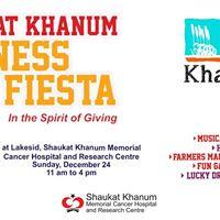 Khalis Food Market - Shaukat Khanum Memorial Hospital