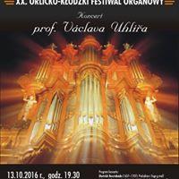 . Orlicko-Kodzki Festiwal Organowy