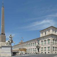 Sabato 24 marzo 2018 - Roma Palazzo del Quirinale da Benevento