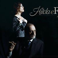 HILDA &amp FREUD em Belo Horizonte - 12 e 13 de maio