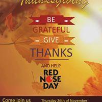 Thanksgiving Day Artevelde