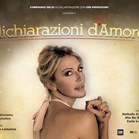 Dichiarazioni dAmore -Teatro Mercadante Altamura